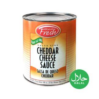 Muy Fresco Cheddar Cheese Sauce 3kg
