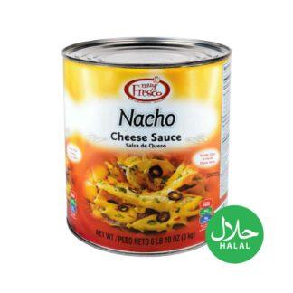 Muy Fresco Nacho Cheese Sauce with Jalapeno 3kg