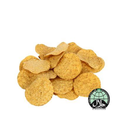 Mission Round Yellow Corn Tortilla Chips 500g