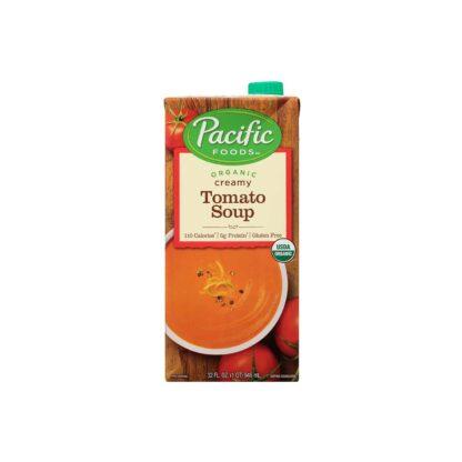 Pacific Foods Organic Creamy Tomato Soup 946ml