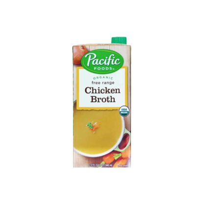 Pacific Foods Organic Free Range Chicken Broth 946ml