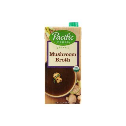 Pacific Foods Organic Mushroom Broth 946ml