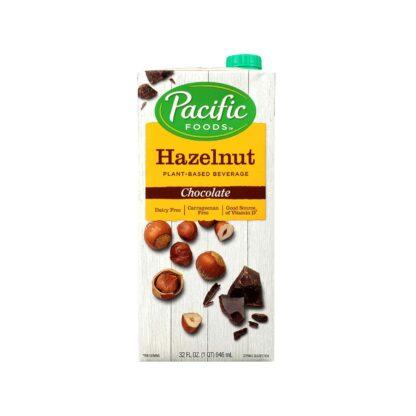 acific Foods Plant Based Hazelnut Chocolate 946mL