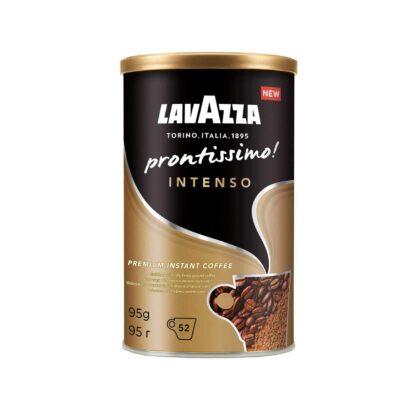 Lavazza Prontissimio Intenso Instant Coffee Tin 95g
