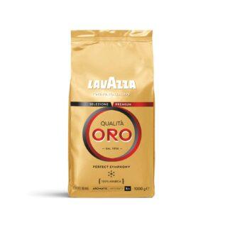 Lavazza Qualita Oro Whole Beans Bag 1kg