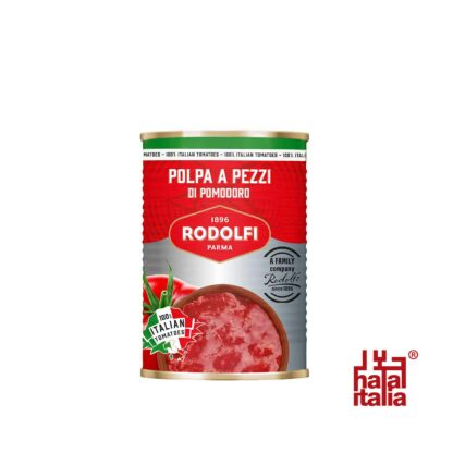 Rodolfi Polpa a Pezzeti 500g
