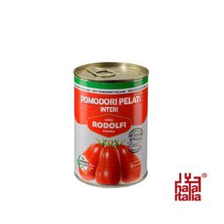 Rodolfi Pomodero Pelati, Peeled Tomatoes 500g