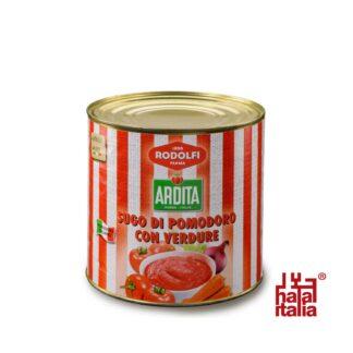 Rodolfi Sugo di Pomodoro con Verdure, Tomato Sauce with Vegetable 3k