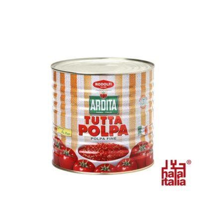 Rodolfi Tutta Polpa-Polpa Fine, Finely Crushed Tomatoes 3kg