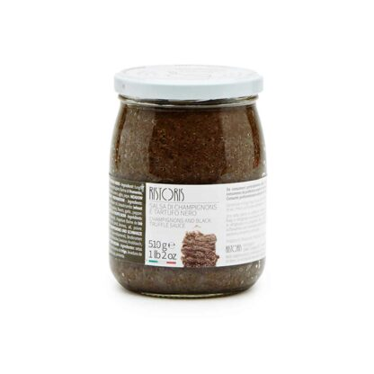Ristoris Champignon and Black Truffle Sauce 580g