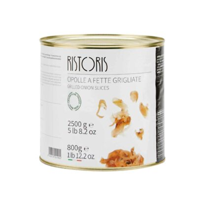 Ristoris Grilled Onion Slices 2500g