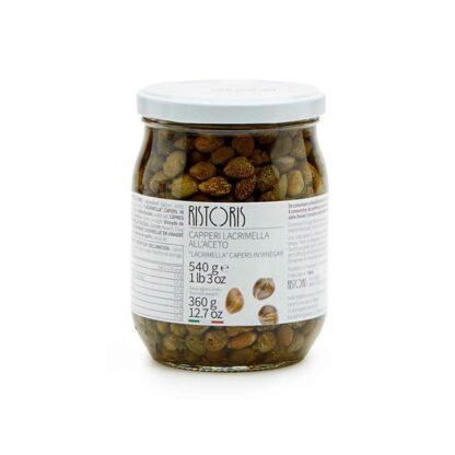 Ristoris Lacrimella Capers in Vinegar 580g