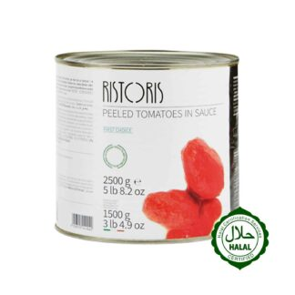 Ristoris Peeled Tomatoes in Sauce 2500g