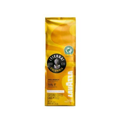 Lavazza Tierra Columbia Ground Coffee Bag 226g