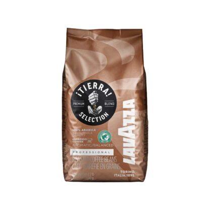 Lavazza Tierra Selection Whole Beans Bag 1kg