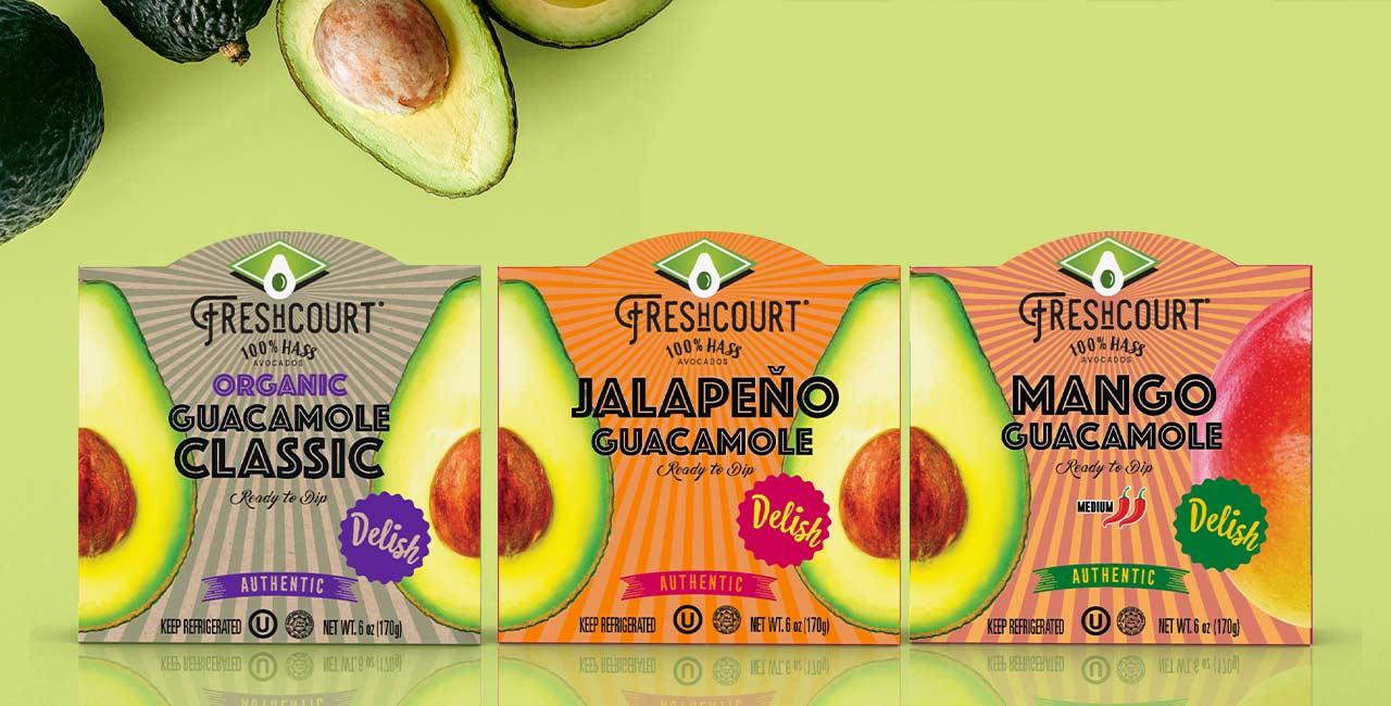Product Launch Singapore Freshcourt Guacamole Dips