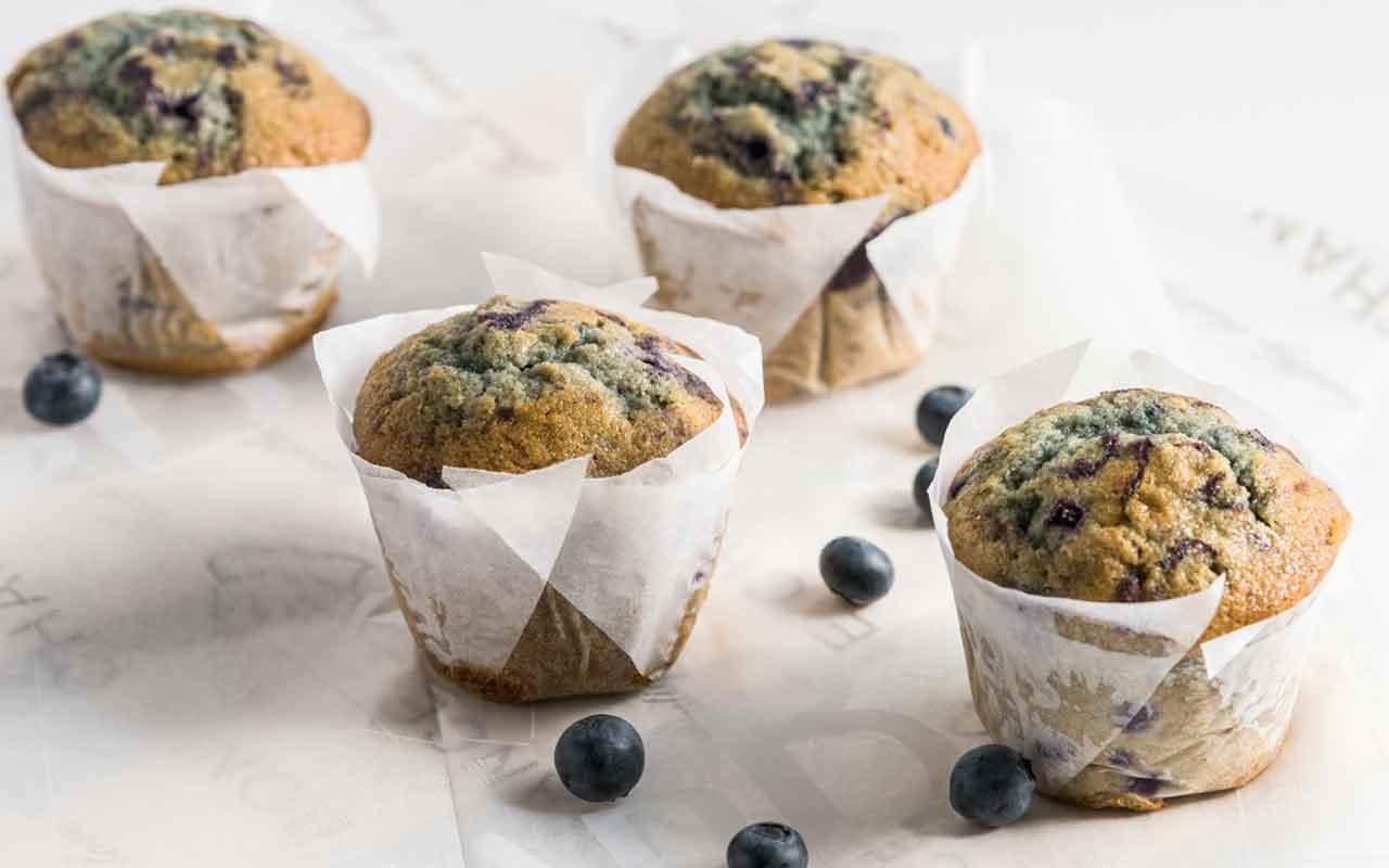 Classic Blueberry Muffin Recipe