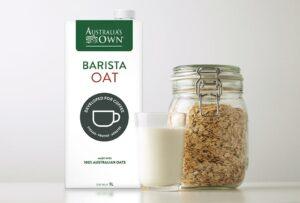 Australia's Own Barista Oat Milk