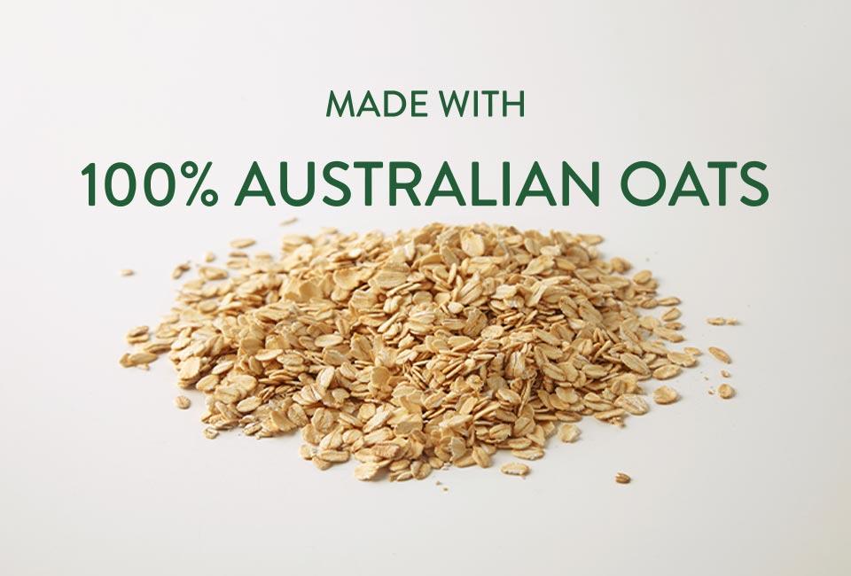 Australia's Own Barista Oat Milk_Made with 100% Australian Oats