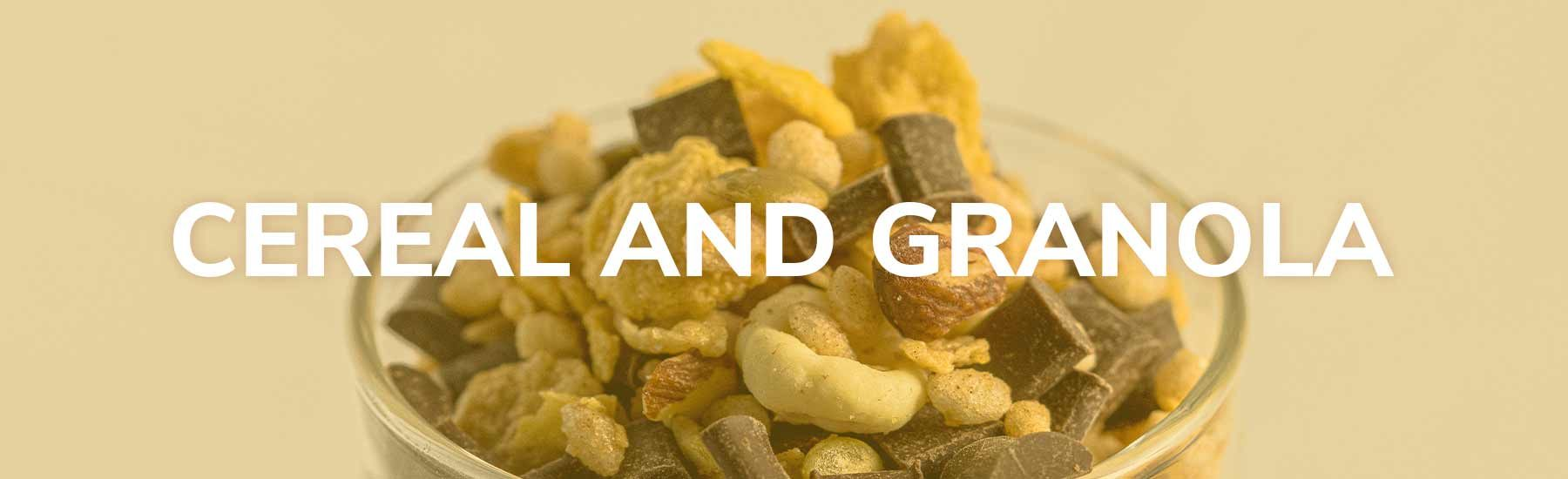 Gan Teck Kar Foods Cereal and Granola Products