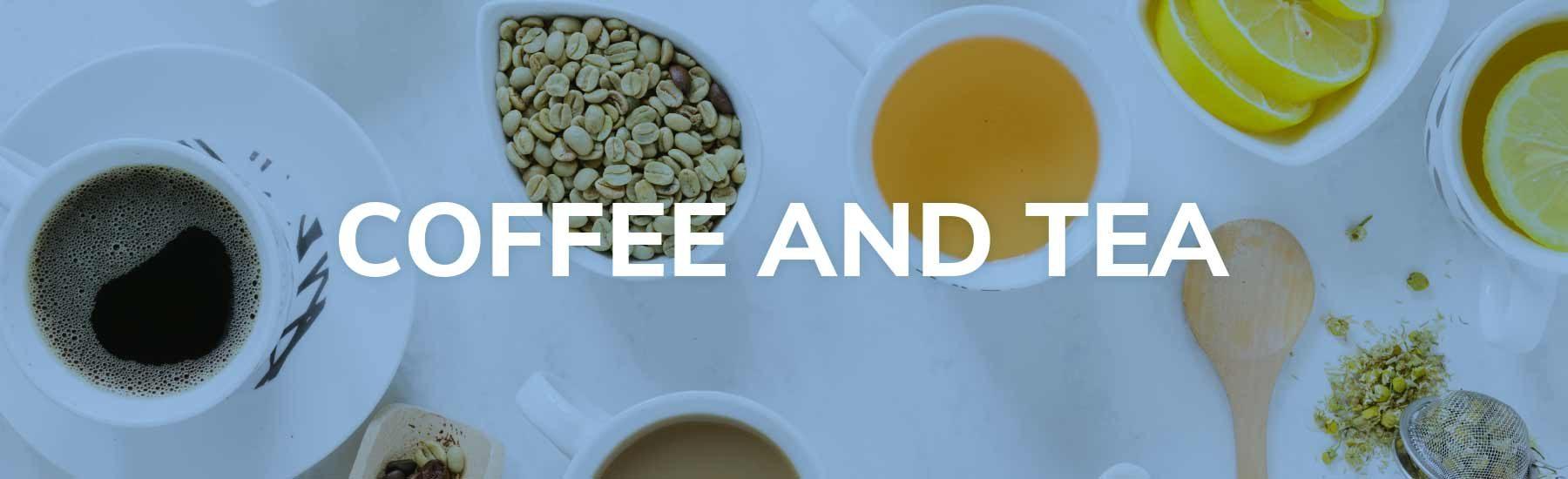 Gan Teck Kar Foods Coffee and Tea Products